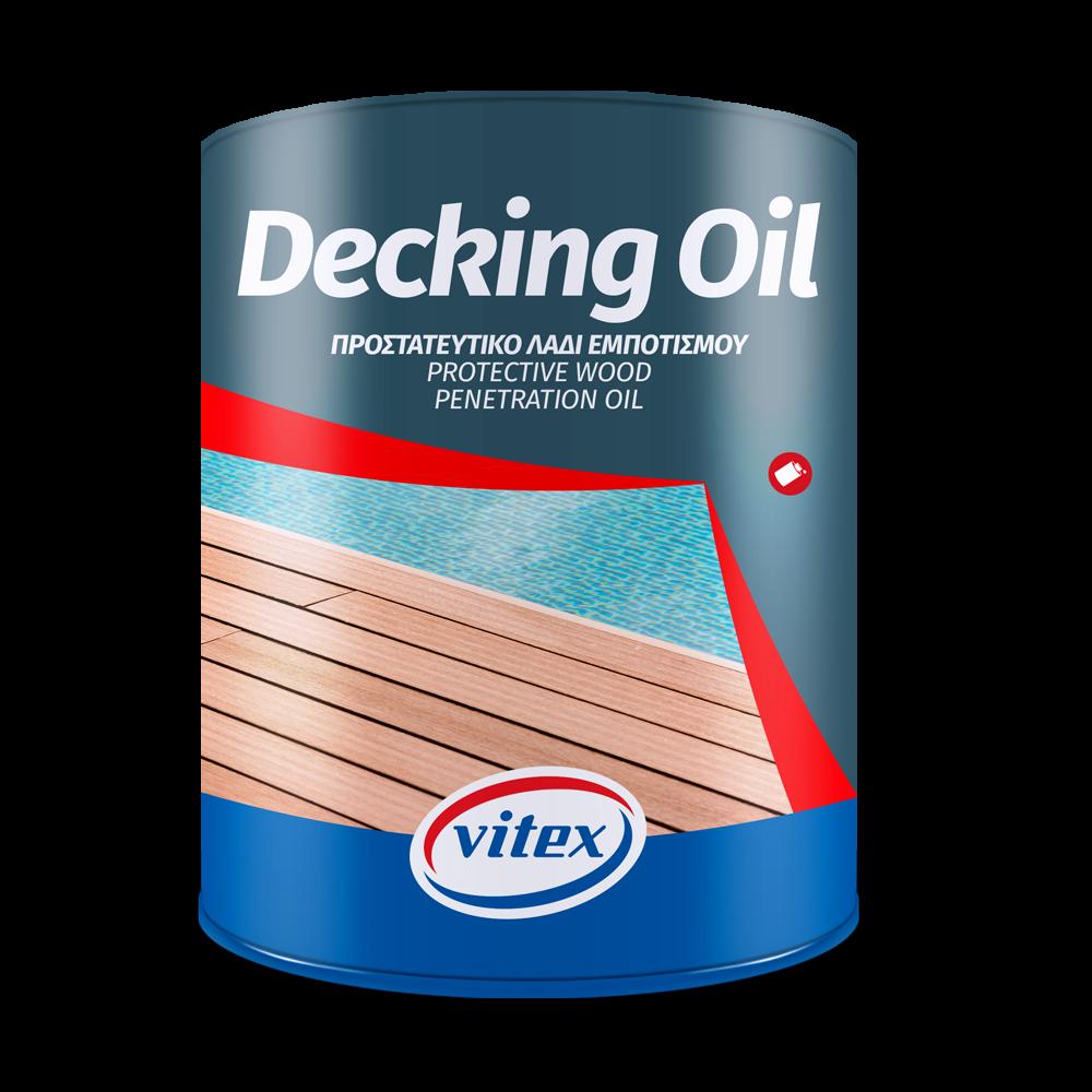 DECKING OIL ΑΧΡΩΜΟ